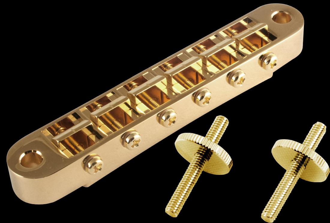 Bridge - Gotoh, Tune-O-Matic, Standard Post   Amplified Parts