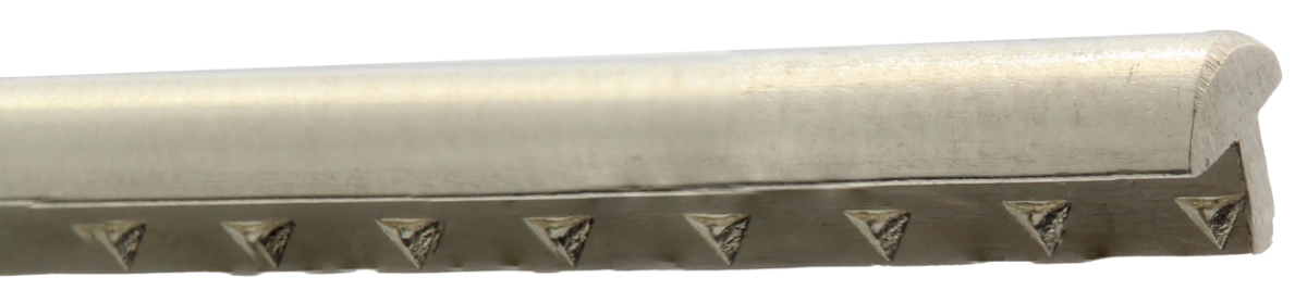 Fret Wire - 18% Nickel-Silver, 2 ft lengths, Jumbo sizes