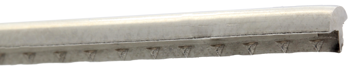Fret Wire - Stainless Steel, 2 ft lengths, various sizes