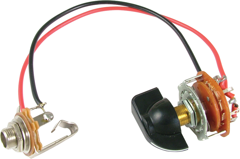 Switch - Rotary Impedance Selector, for Hammond 1600 Series