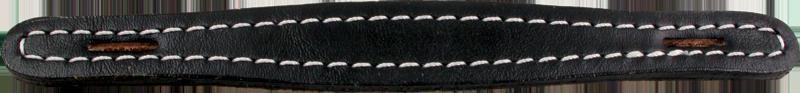Handle - Ampeg Style, Black, Strap