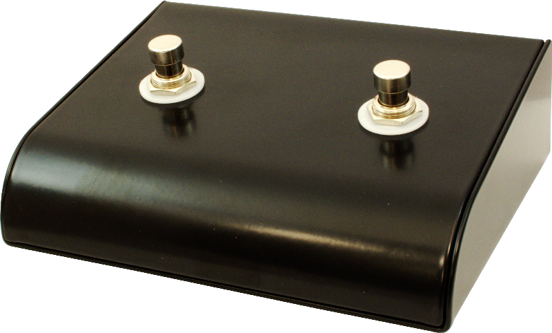 footswitch for marshall two button jack input. Black Bedroom Furniture Sets. Home Design Ideas
