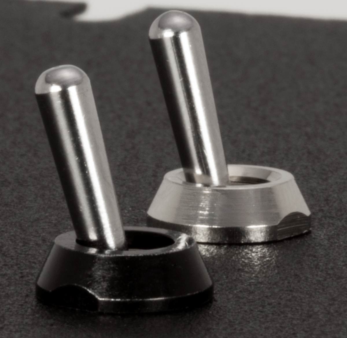 Nut - Dress Nut, For Mini Toggle Switches