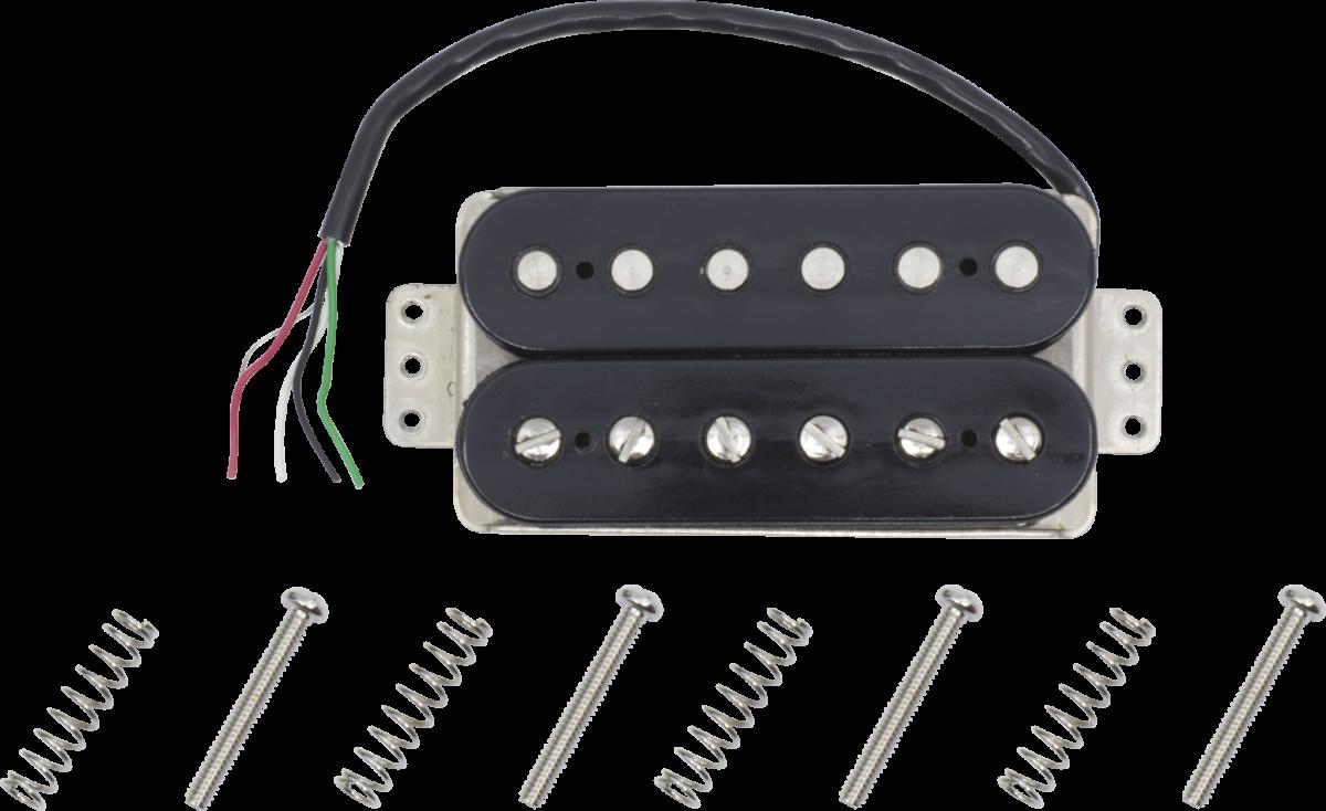 Pickup - Fender, Double Tap, Humbucker   Amplified PartsAmplified Parts