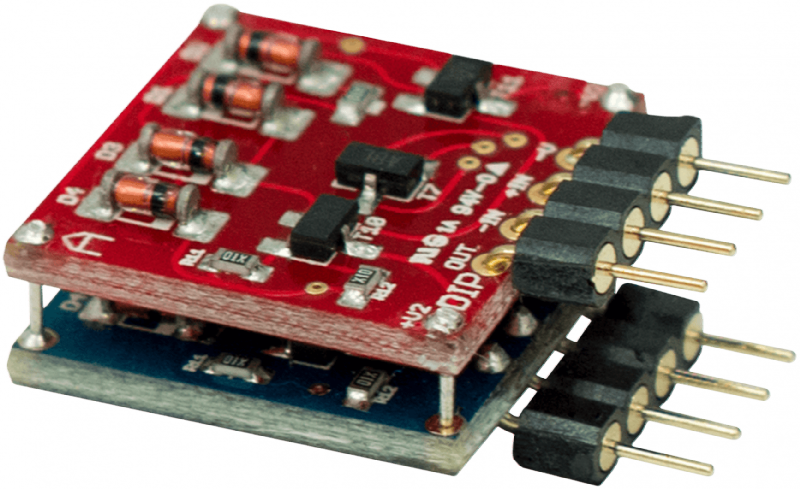 Integrated Circuit - 4558, Dual Op-Amp | Amplified Parts
