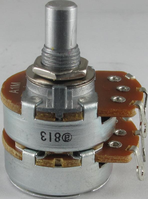 25K Audio Log Alpha Potentiometer