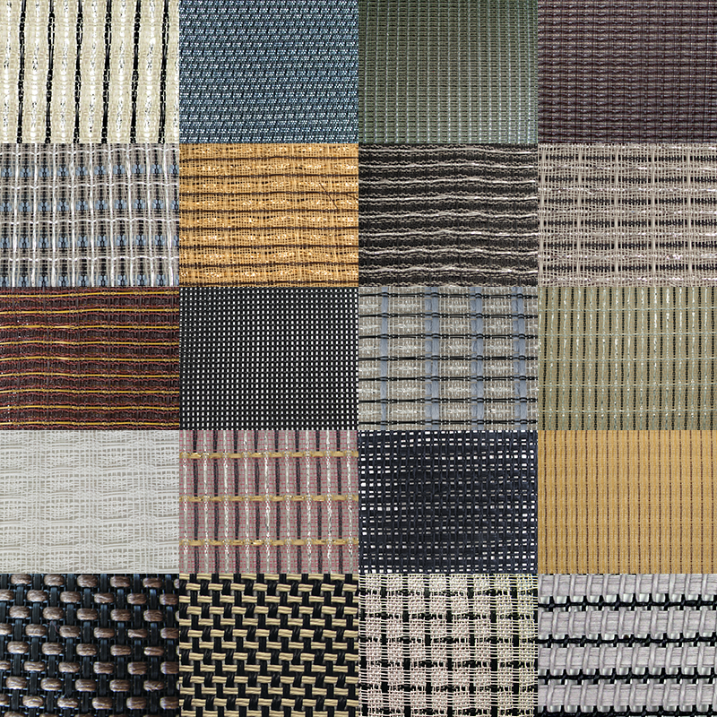 Grill cloth samples of all guitar grill cloths for Fabric supply