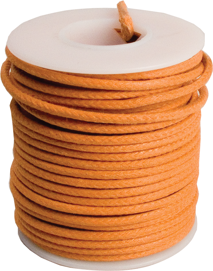 Wire - 20 AWG Solid Core, Lacquered Cloth Cover, 600V image 1