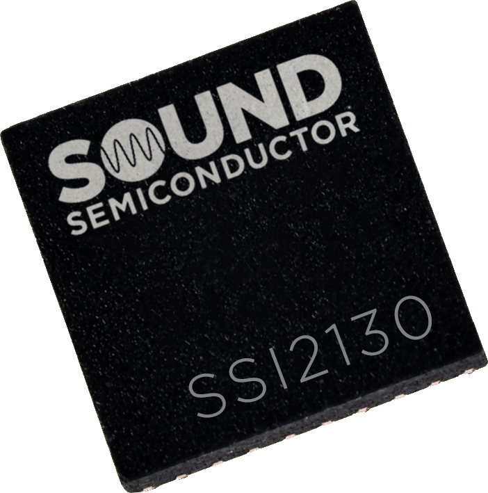 Integrated Circuit - SSI2130, VCO, Sound Semiconductor