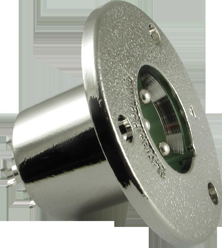 xlr jack switchcraft 3 pin circular panel mount type c3m